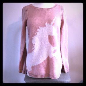 Lauren Conrad Unicorn sweater